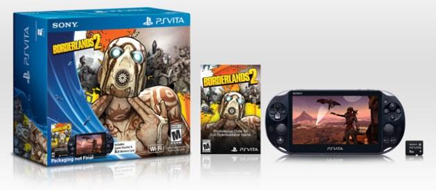 Vita版『Borderlands 2』のバンドル版発表、9のDLCとPS3クロスセーブ機能搭載