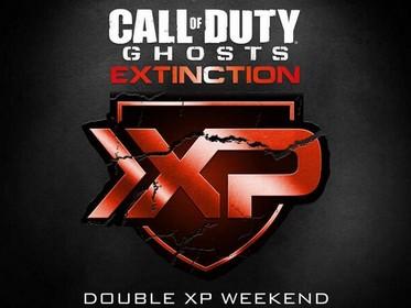 CoD: ゴースト:Extinction ダブルXP(経験値2倍)実施中