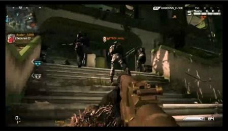 COD: ゴースト : ハイテンションで100キルオーバーを目指す動画