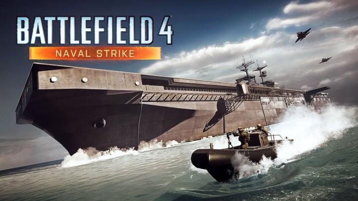 Battlefield 4 : Naval Strikeの一般向け配信、全プラットフォームで開始