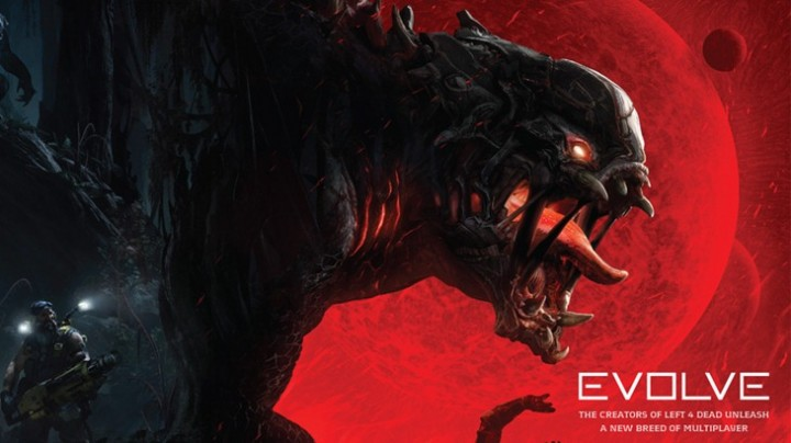 PC版『Evolve』が完全無料化、ベータテストを7月7日開催