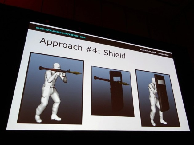 BATTLEFIELD 4:新装備「防弾シールド」の画像と開発秘話02