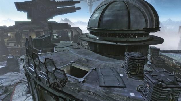 マップ「Outpost 207」
