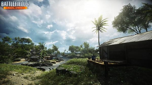 BATTLEFIELD 4 : Naval Strikeのマップ詳細が公開、新スクリーンショットも