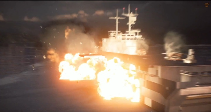 "BATTLEFIELD 4:DLC""Naval Strike""のティザートレーラー登場、本編は明日公開"