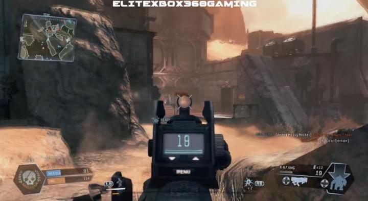 Xbox 360版『タイタンフォール』のプレイ動画続々、30fpsながらも充分合格点か