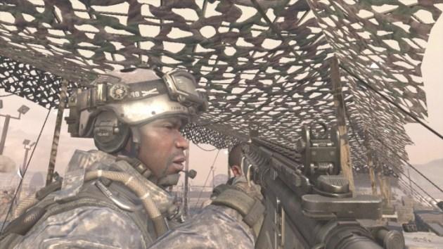 『CoD 2014』のイメージが『CoD:MW2』のフォーリー軍曹に酷似?海外で話題に