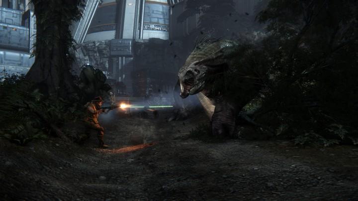 Evolve : ハンターとモンスター、5つの視点を楽しめるトレイラーのティザーが公開