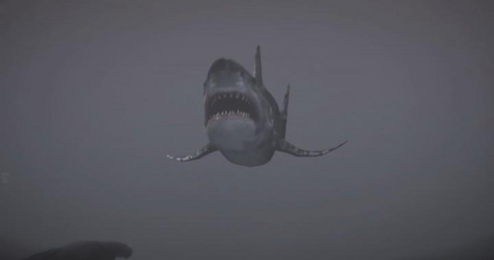 Battlefield 4 : 怪物鮫メガロドンに続き、歌うサメが発見される!?