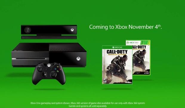 『Call of Duty: Advanced Warfare』のDLC、Xbox先行配信