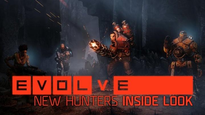 Evolve:新ハンターも登場する最新トレイラー公開