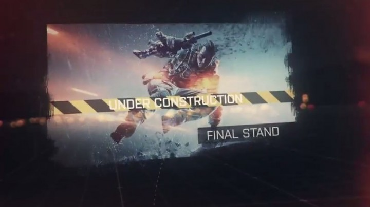 "Battleefield 4:BF4プレミアム公式ビデオが公開、""Final Stand""に謎の飛行兵器が登場"