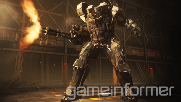 CoD:AW:近未来装備の詳細コンセプト公開、銃弾を自らプリントする銃、装甲が動くホバーバイクなど