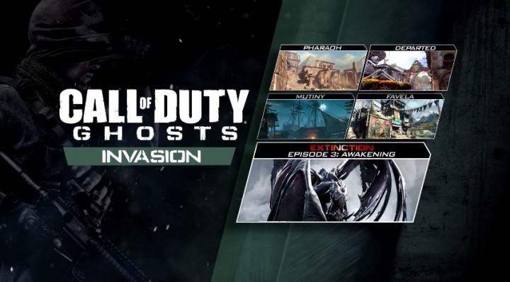 "CoD: ゴースト:第3弾DLC""Invasion""の美麗な公式スクリーンショット公開(4枚)"