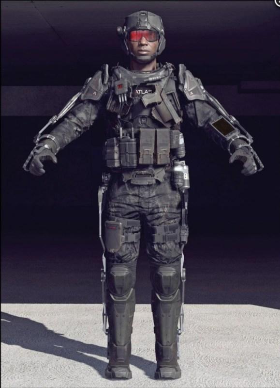Call of Duty-Advanced Warfare コールオブデューティ アドバンスド-ウォーフェア002
