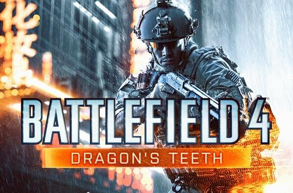 Battlefield 4 : 最新拡張パック「Dragon's Teeth」のキーアート公開!武器やシールド、階級画像も発掘