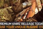 Battlefield 4 : 新しいプレミアムナイフが登場。BF2142のBJ-2コンバットナイフの模様