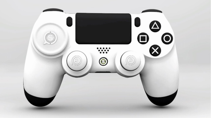 "Scuf Gaming、 FPS向けPS4コントローラー""SCUF 4PS""を発表、6月発売"