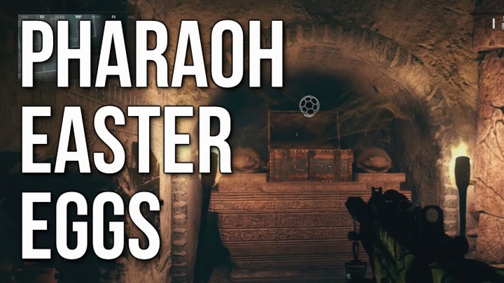 """CoD ゴースト:DLC""""Invasion""""の「ファラオ」プレイ動画大量公開。全パーク取得のKEM、人喰いスカラベ、金武器など"""