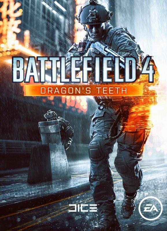 Dragon's Teeth Keyart