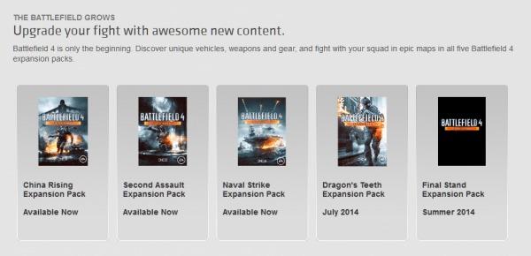 """Battlefield 4  第三弾拡張パック""""Dragon's Teeth""""は7月リリース確定アメリカ"""
