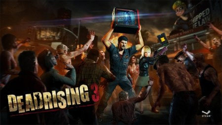 Dead Rising 3、Steamに今夏登場2