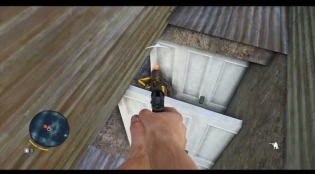 FarCry 3のエンジンを使ってN64『ゴールデンアイ007』のマップ1をリメイク!?