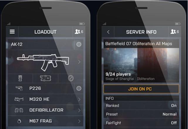 BFH:Battlelogアプリが早くも『BF ハードライン』に対応(Android / iOS)