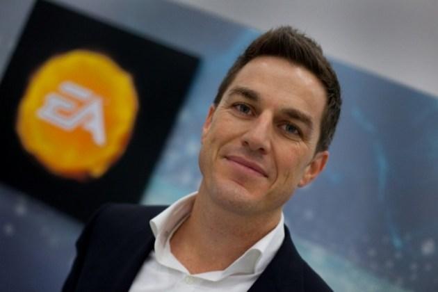 Electronic Artsの最高経営責任者(CEO)アンドリュー・ウィルソン氏
