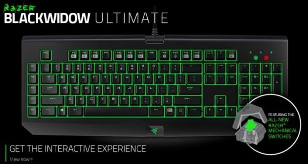 「BlackWidow Ultimate」シリーズ000