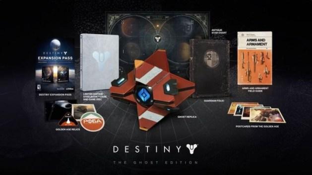 『Destiny(デスティニー)』_Ghost_Edition_Collectors_Edition