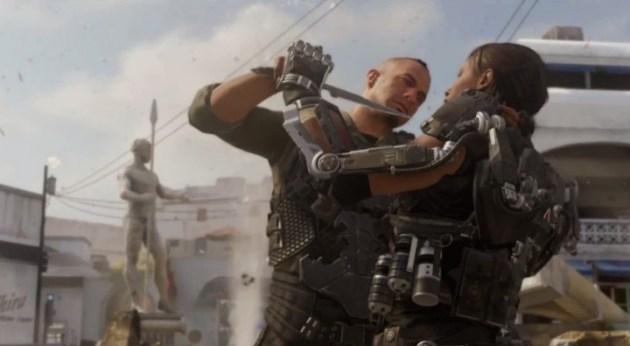 CoD Advanced Warfare(コール オブ デューティ アドバンスド・ウォーフェア)キャンペーン017