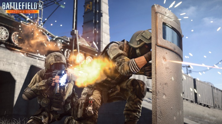 "BF4:第4弾DLC""Dragon's Teeth"""