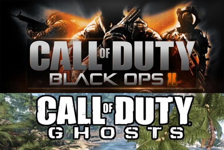Steam:『CoD:Ghosts』のマルチプレイヤー人数は『CoD:BO2』の半分