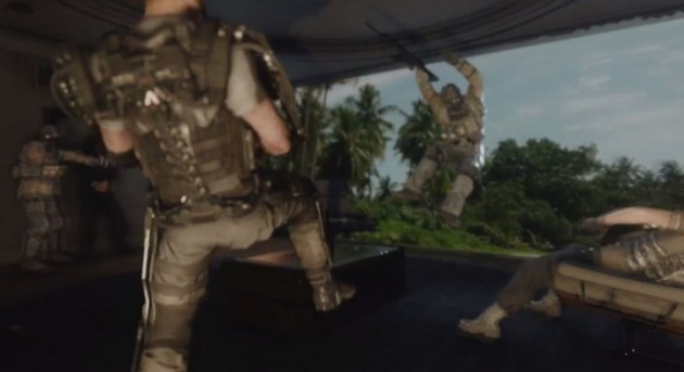 CoD Advanced Warfare(コール オブ デューティ アドバンスド・ウォーフェア)キャンペーン010
