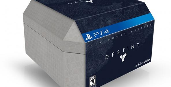 『Destiny(デスティニー)』ゴーストエディション