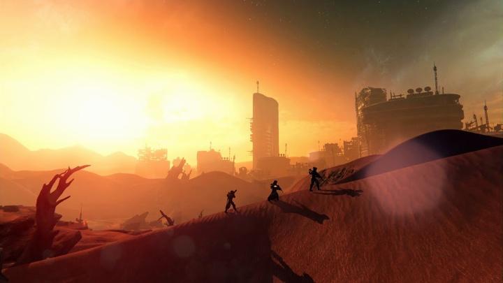 Destiny:公式ゲームプレイトレイラー「Mars – 木星」