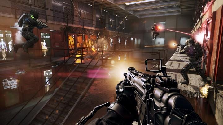 CoD:AW:お祭りモード「ガンゲーム」の武器リスト20種発掘