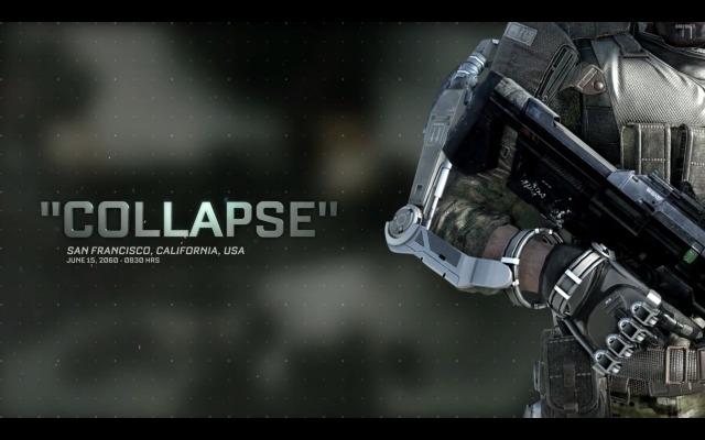 "CoD:AW : SHGの解説付きキャンペーンプレイ動画""Collapse""が公開、様々な新情報が判明"