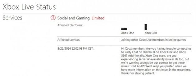 Xbox Live ライブ (3)
