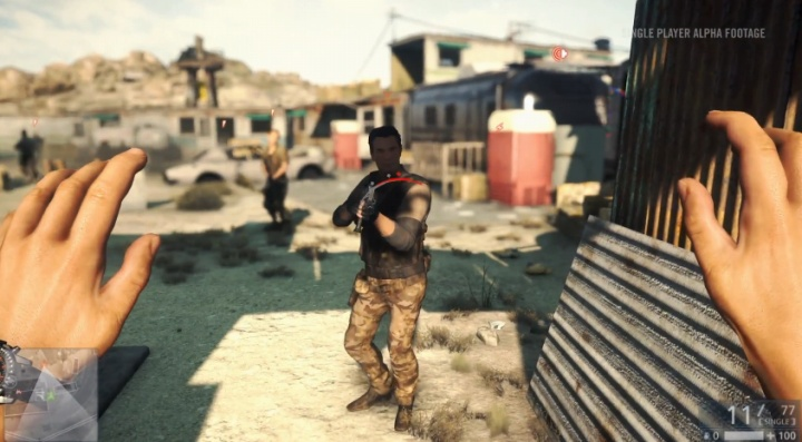 BFH:12分間のシングルプレイ動画が公開。自由度の高い戦略的なゲームプレイ