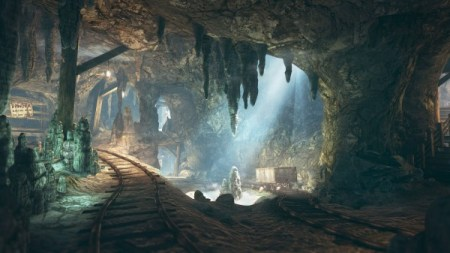 """CoD: ゴースト:新マップ""""ゴールドラッシュ""""のプレイ動画公開!狼の群れを召喚できる巨大マップ"""