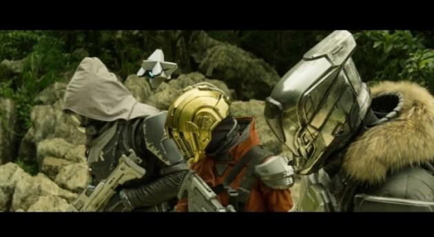 Destiny:映画のような実写トレイラー「Become Legend 」