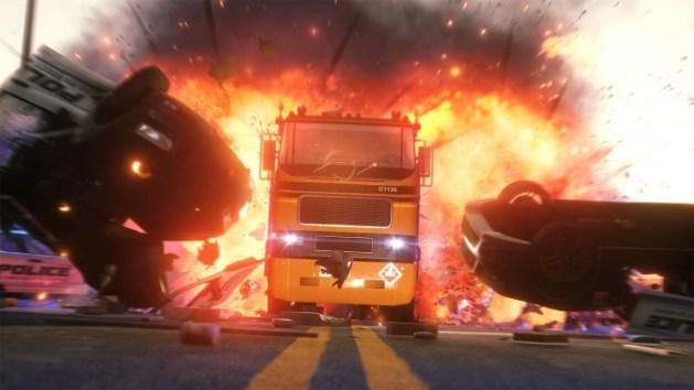 『Battlefield Hardline (バトルフィールド ハードライン』HotWire ホットワイヤー
