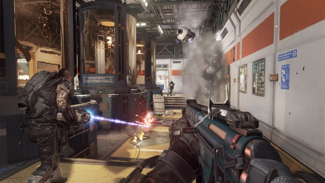 "CoD:AW:""WAR""が復活?!新ゲームモード""Momentum""の解説付きプレイ動画"