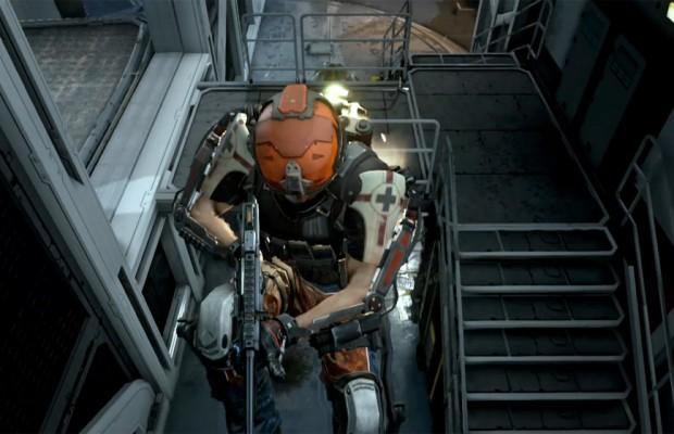 Xbox One版CoD:AW、同CoD:ゴーストよりも解像度が向上