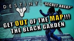 """Destiny:異世界のような""""マップ外""""へ出る方法(火星、金星、タワーなど)"""