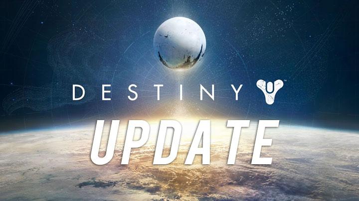 Destiny:ホットフィックス1.1.0.2配信、ポケットインフィニティやレイド装備の変更など