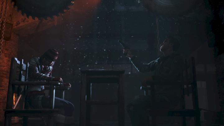 PS4向けホラーアドベンチャー『Until Dawn – 惨劇の山荘 -』アナウンストレイラー