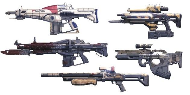 Destiny : エキゾチック装備ガイド。レジェンダリーの上を行くエキゾチックとは?